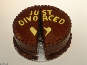 I'm Divorcing, and I Want to Have my Cake and Eat it Too!
